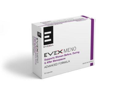 Evexia Meno Carton Box